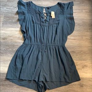 NEW American Eagle romper!  Size Large